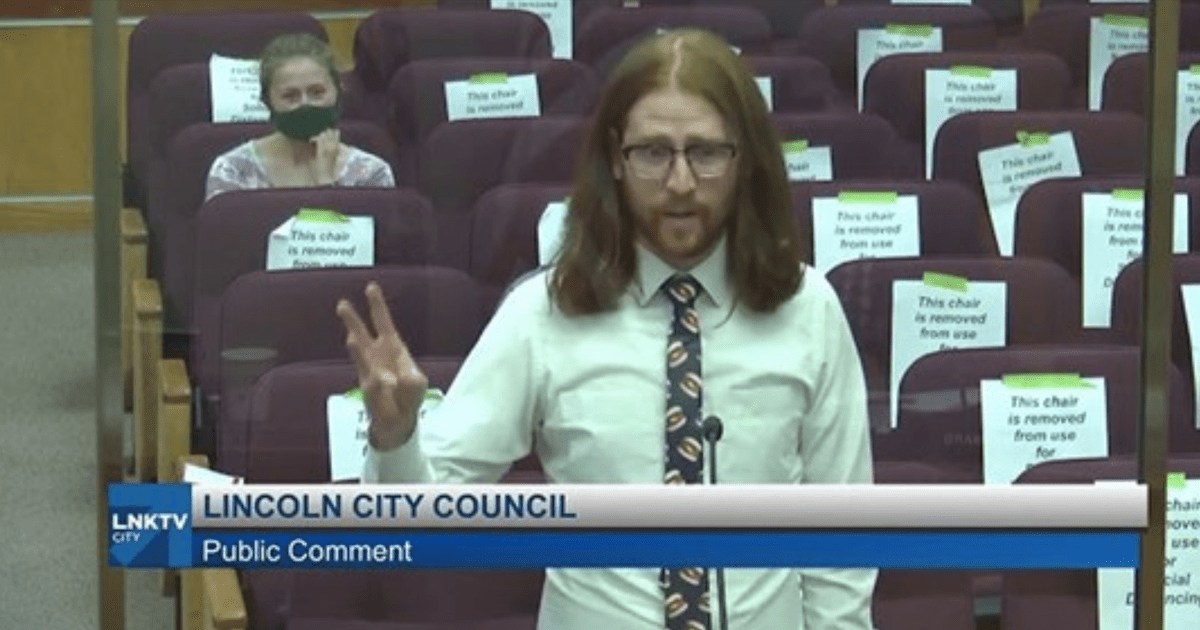 Man's Speech About Boneless Chicken Wings to City Council Goes Viral