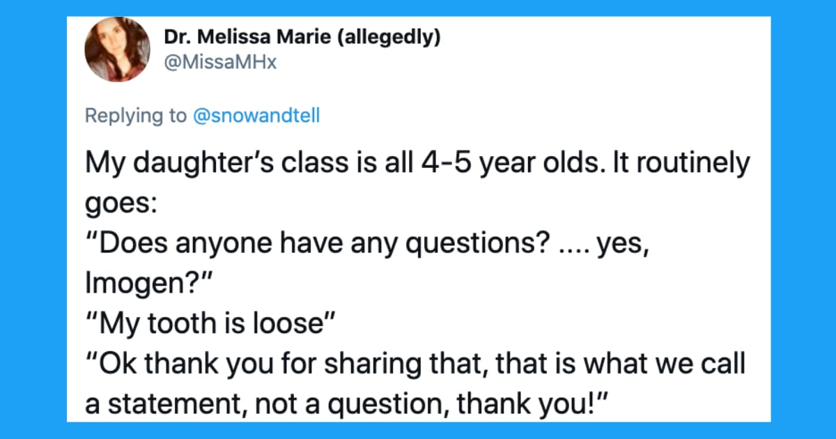 12 Hilarious Questions Teachers Have Heard Over Zoom
